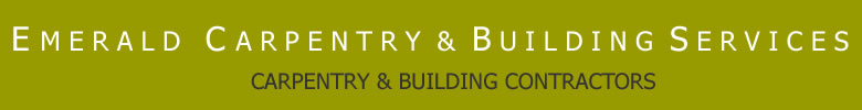 Emerald Carpentry and Building Services - Builders and Carpenters in Cambridge
